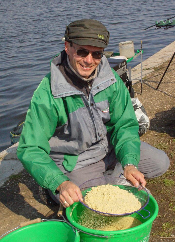 поплавочный практикум с середой плотва
