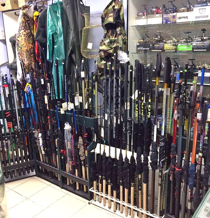 для рыбалки метро бауманская